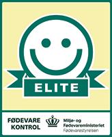 Fødevarestyrelsen - Elite smiley maerkat