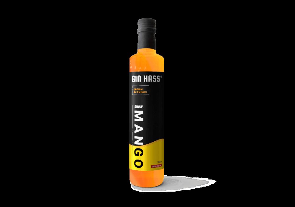 Gin Hass Mango Sirup - 750ml